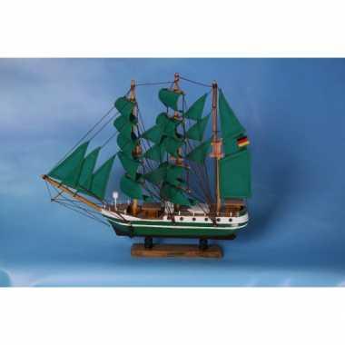 Model zeilboot alexander von humboldt