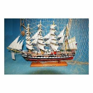 Model zeilboot kruzenshtern 50 cm