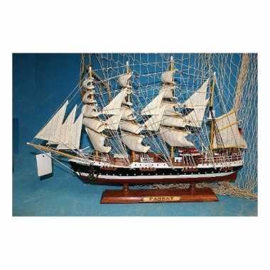 Model zeilboot passat 50 cm